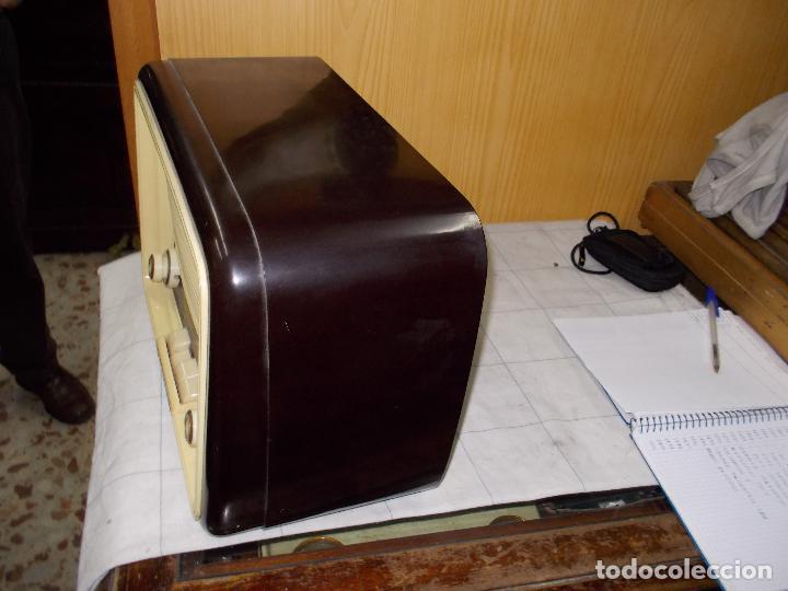 Radios de válvulas: Radio invicta - Foto 3 - 149331770