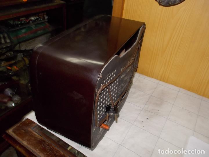 Radios de válvulas: Radio invicta - Foto 4 - 149331770