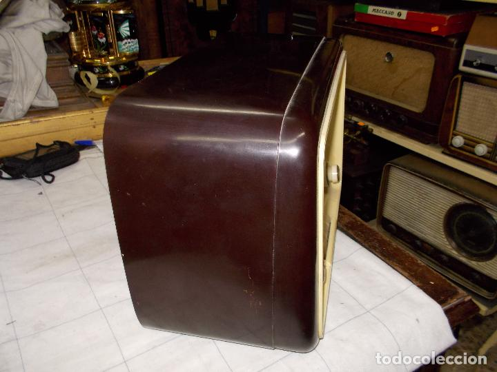 Radios de válvulas: Radio invicta - Foto 6 - 149331770
