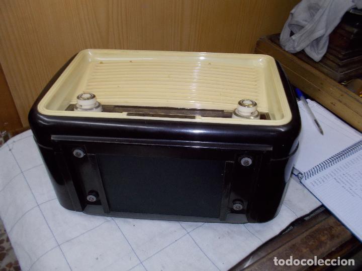 Radios de válvulas: Radio invicta - Foto 7 - 149331770