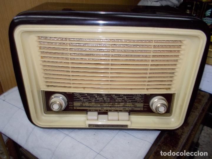 Radios de válvulas: Radio invicta - Foto 8 - 149331770