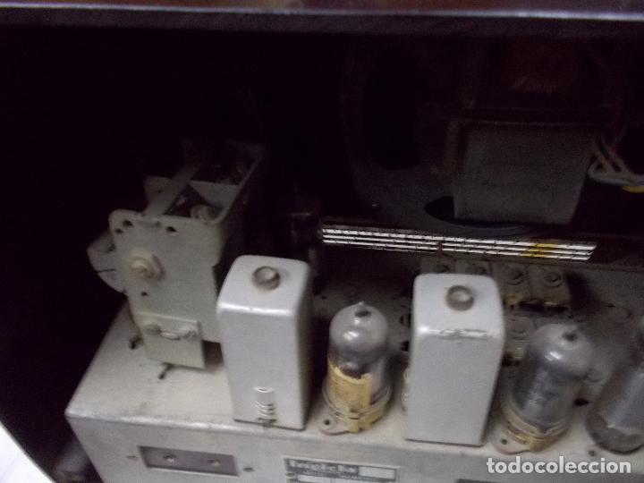 Radios de válvulas: Radio invicta - Foto 15 - 149331770