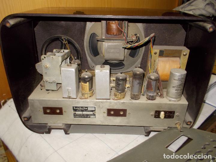 Radios de válvulas: Radio invicta - Foto 17 - 149331770