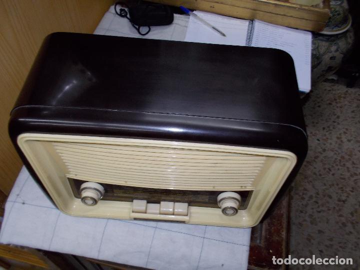 Radios de válvulas: Radio invicta - Foto 19 - 149331770