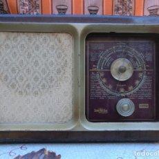 Radios de válvulas: RADIO INVICTA 330. MUEBLE MADERA. PRECIOSA. (VER FOTOS). Lote 149542906