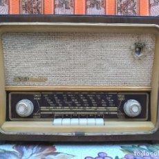 Radios de válvulas: RADIO INVICTA 6447. MUEBLE MADERA. PRECIOSA. (VER FOTOS). Lote 149543218