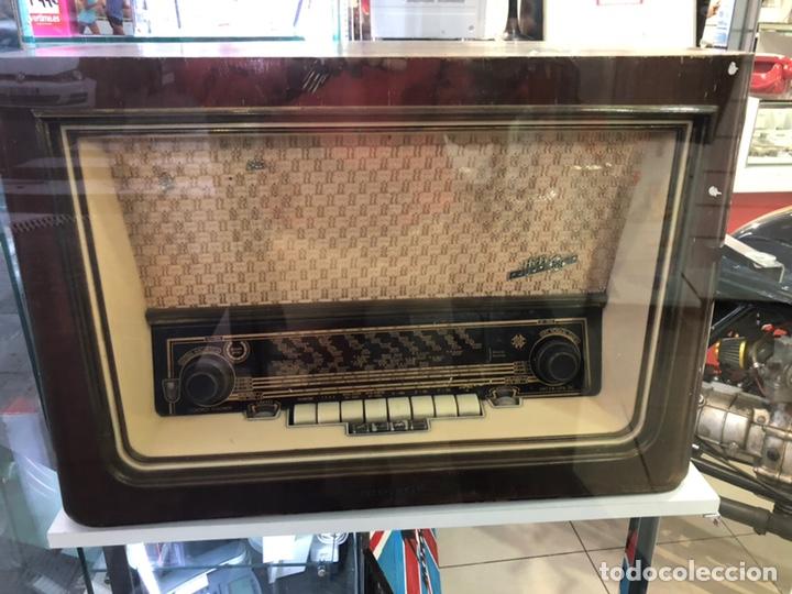 RADIO VÁLVULAS TELEFUNKEN (Radios, Gramófonos, Grabadoras y Otros - Radios de Válvulas)