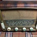 Radios de válvulas: RADIO ANTIGUA ORIGINAL FUNCIONANDO SPERTA RADIO INCLUYE TRASFORMADOR 125W A 220W. Lote 150127306