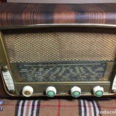 Radios de válvulas: RADIO ANTIGUA ORIGINAL FUNCIONANDO SPERTA RADIO. Lote 194292680