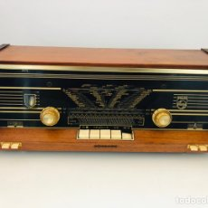 Radios de válvulas: PHILIPS RADIO 1963 VÁLVULAS. Lote 151914606
