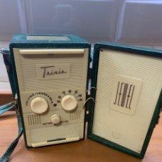 Radios de válvulas: RADIO DE VÁLVULAS TRIXIE JEWEL. Lote 150275618