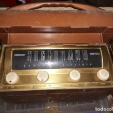 Radios de válvulas: RADIO GENERAL ELECTRIC. Lote 150483262