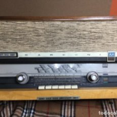 Radios de válvulas: RADIO MARCONI RECICLADA ,USB,BLUETOOTH,MANDO ,UNA RADIO ANTIGUA CON TECNOLOGÍA 2019 . Lote 150589322