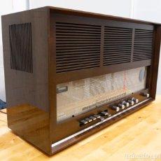 Radios de válvulas: RADIO ANTIGUA A VÁLVULAS SABA FREUDENSTADT 16 (1965) FUNCIONA. RESTAURADA. ESTÉREO. FM. Lote 150661930