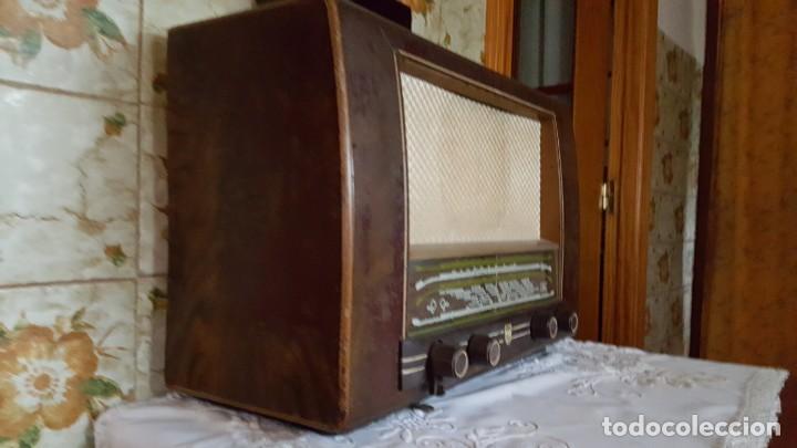 RADIO PHILIPS IBERICA BE-431-A/01 (Radios, Gramófonos, Grabadoras y Otros - Radios de Válvulas)