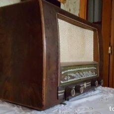 Rádios de válvulas: RADIO PHILIPS IBERICA BE-431-A/01. Lote 150849026