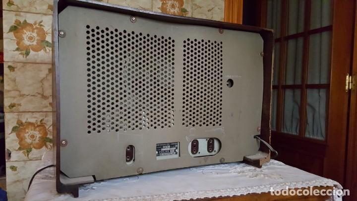 Radios de válvulas: Radio Philips Iberica BE-431-A/01 - Foto 2 - 150849026