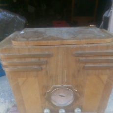 Radios de válvulas: PRECIOSA RADIO. Lote 151484760