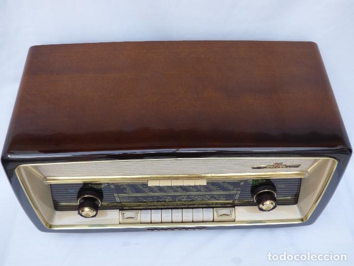 Radios de válvulas: Antigua radio de válvulas Normende Parsifal, Magnifico estado, funciona gran sonido (ver vídeo) - Foto 7 - 151582578
