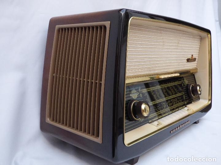 Radios de válvulas: Antigua radio de válvulas Normende Parsifal, Magnifico estado, funciona gran sonido (ver vídeo) - Foto 8 - 151582578