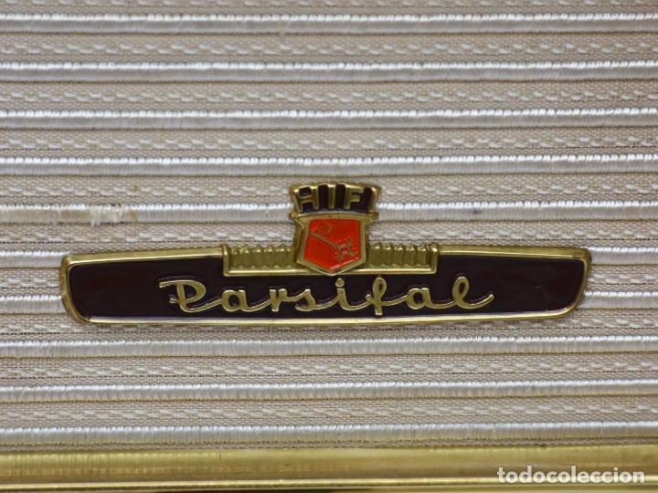 Radios de válvulas: Antigua radio de válvulas Normende Parsifal, Magnifico estado, funciona gran sonido (ver vídeo) - Foto 12 - 151582578
