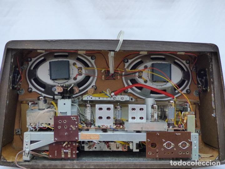 Radios de válvulas: Antigua radio de válvulas Normende Parsifal, Magnifico estado, funciona gran sonido (ver vídeo) - Foto 18 - 151582578