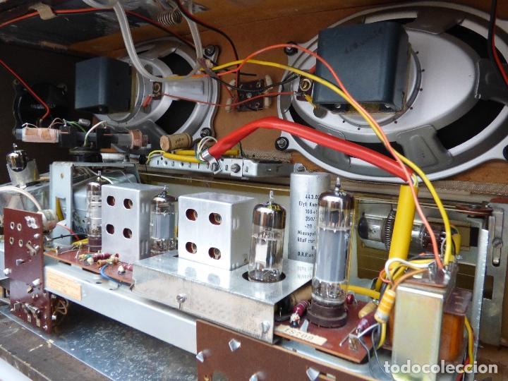 Radios de válvulas: Antigua radio de válvulas Normende Parsifal, Magnifico estado, funciona gran sonido (ver vídeo) - Foto 19 - 151582578