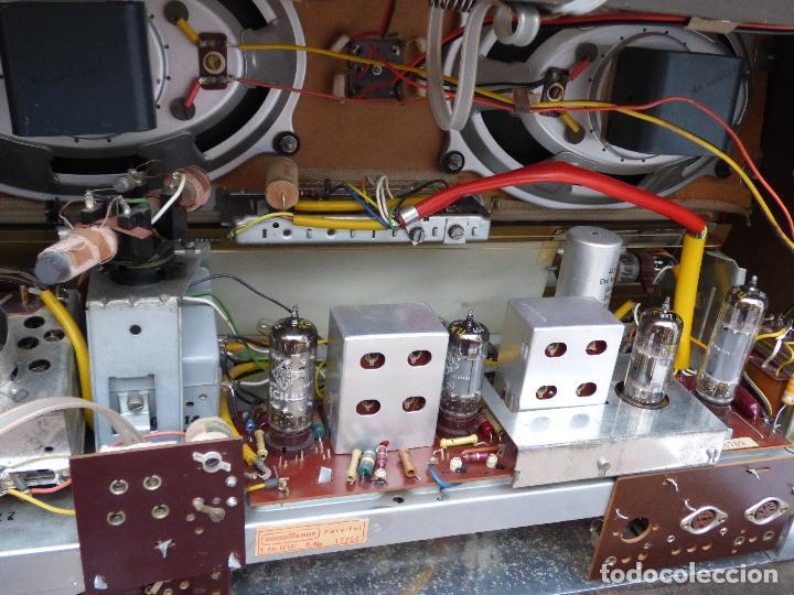 Radios de válvulas: Antigua radio de válvulas Normende Parsifal, Magnifico estado, funciona gran sonido (ver vídeo) - Foto 21 - 151582578