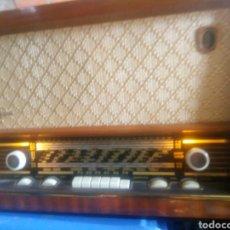 Radios de válvulas: ANTIGUA RADIO DUCRETE THOMSON. Lote 151604170