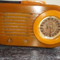 Radios de válvulas: RADIO FADA CATALIN MODELO 116 EN SU ESTADO. Lote 151855326