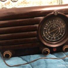 Radios de válvulas: RADIO PHILIPS DE VÁLVULAS VINTAGE. Lote 151910722
