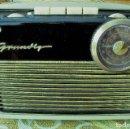 Radios de válvulas: RADIO GRUNDIG AÑOS 50. Lote 151961986