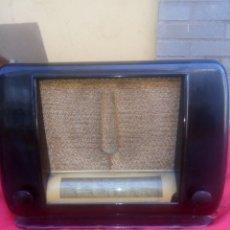 Radios de válvulas: ANTIGUA RADIO,DUCRET THOMSON. Lote 152286026