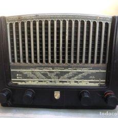 Radios de válvulas: PHILLIPS RADIO DE VÁLVULAS PRINCIPIOS AÑOS 50. Lote 178819692