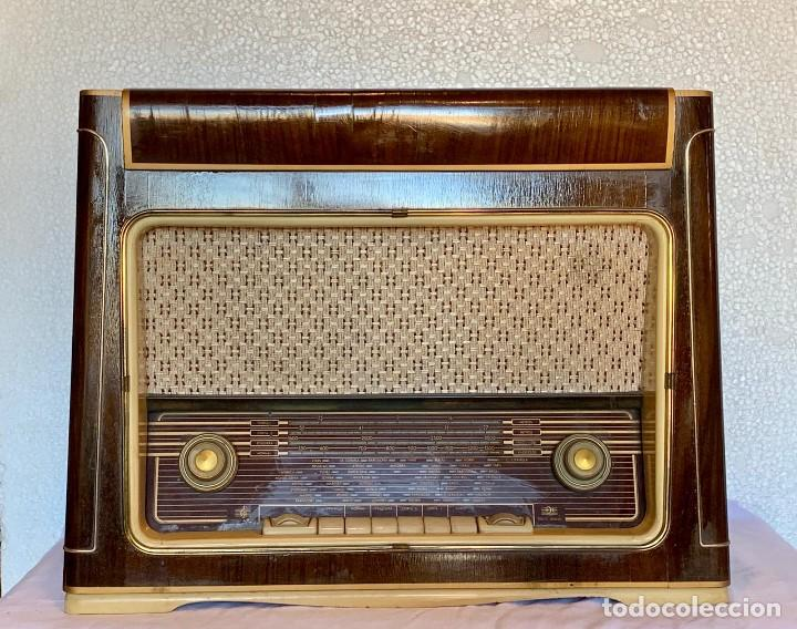 RADIO IC MOD 60 R-G (Radios, Gramófonos, Grabadoras y Otros - Radios de Válvulas)