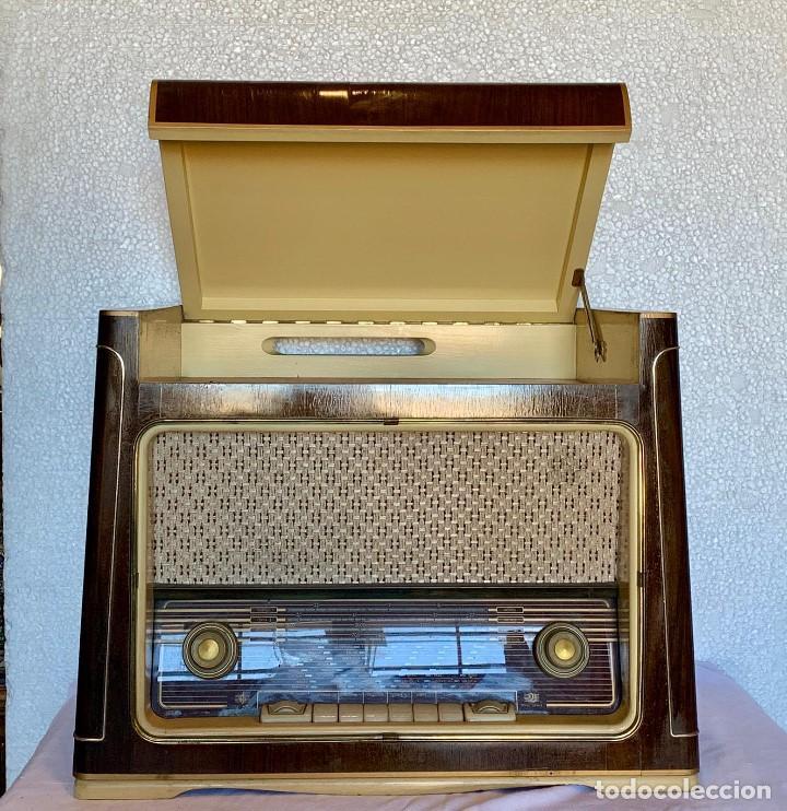 Radios de válvulas: RADIO IC MOD 60 R-G - Foto 3 - 153157274