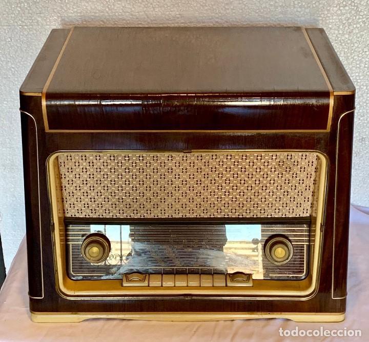 Radios de válvulas: RADIO IC MOD 60 R-G - Foto 4 - 153157274