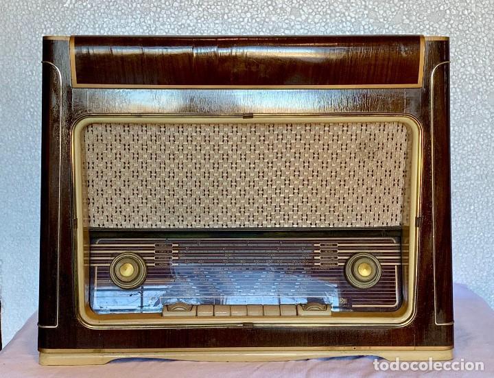 Radios de válvulas: RADIO IC MOD 60 R-G - Foto 5 - 153157274