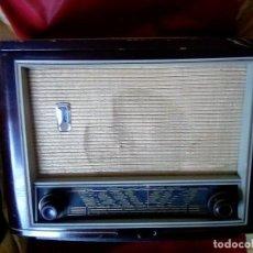 Radios de válvulas: VESIV RADIO TOCADISCOS PARA RESTAURAR BRAZO TOCADISCOS NUEVO A ESTRENAR MIRAR FOT . Lote 153626542