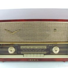 Radios de válvulas: ANTIGUA RADIO DE VALVULAS MARCA IBERIA MODELO M - 172 MUY BONITA . Lote 153769038