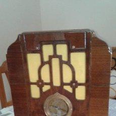Radios de válvulas - EXTRAORDINARIO RADIO AMERICANO CROSLEY 6H2 1935 ¡¡FUNCIONA !! LEAN TODO - 154323546