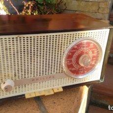 Radios de válvulas: RECEPTOR PHILIPS CON F.M. MODELO B2E14A. Lote 154523334