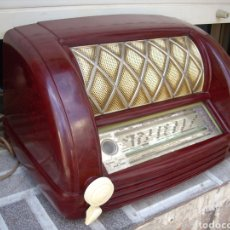 Radios de válvulas: RADIO SONORA , EXCELLENCE 501, ( RARA Y ESCASA )FUNCIONANDO.. Lote 154526529