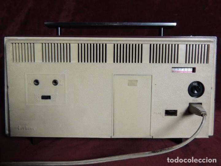 Radios de válvulas: RADIO INTER - Foto 4 - 154614074