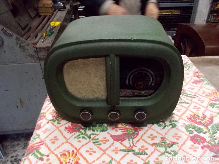 Radios de válvulas: Radio española - Foto 2 - 154830194