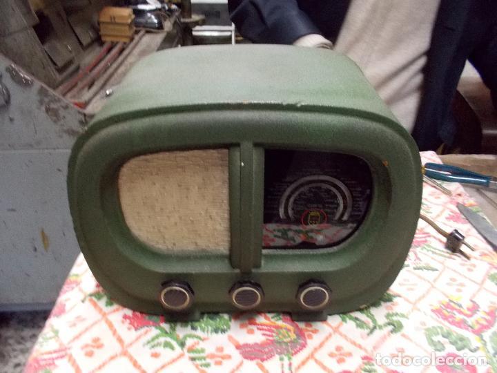 Radios de válvulas: Radio española - Foto 3 - 154830194