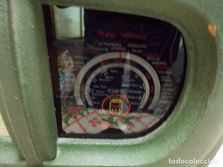 Radios de válvulas: Radio española - Foto 5 - 154830194