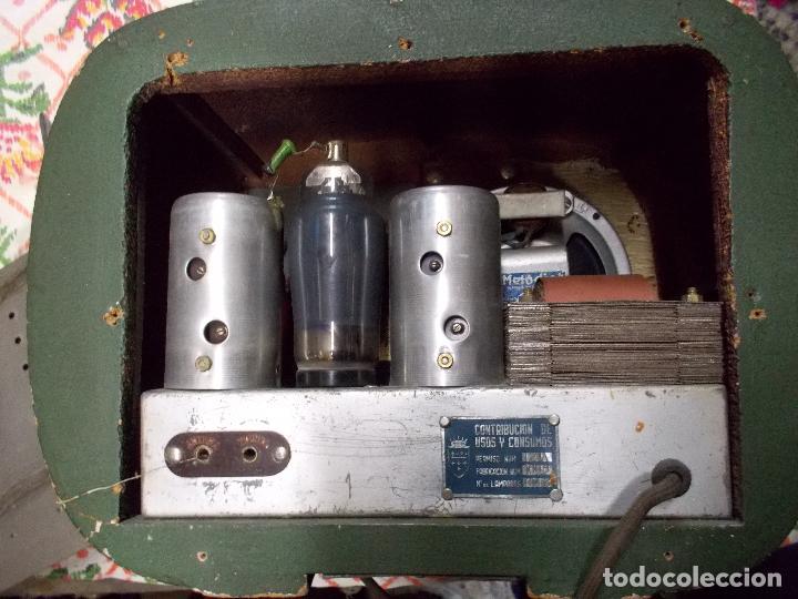 Radios de válvulas: Radio española - Foto 9 - 154830194