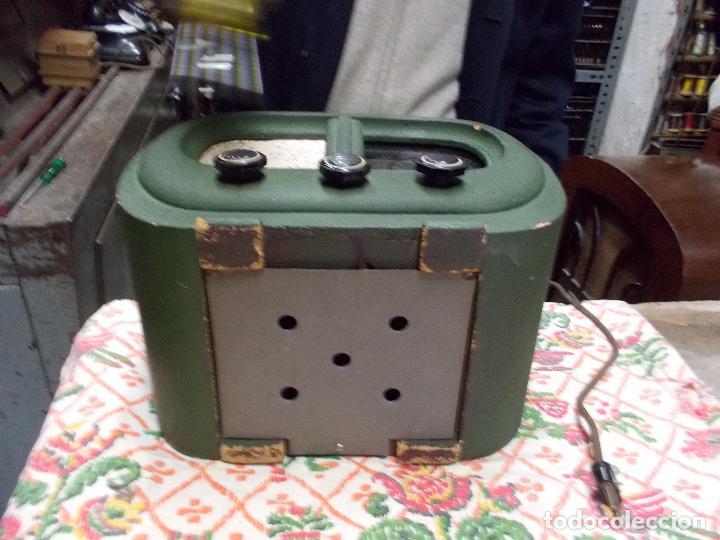 Radios de válvulas: Radio española - Foto 10 - 154830194