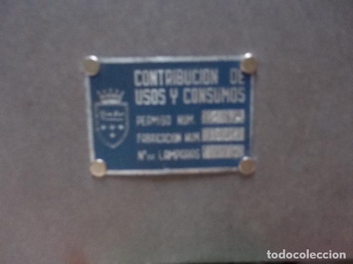 Radios de válvulas: Radio española - Foto 11 - 154830194
